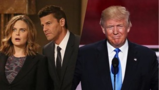 'Bones' Fans Are Raging After Trump's Speech Cut Off Over Half Of The Season Finale