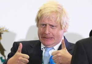 Boris Johnson Has Been Appointed Foreign Secretary By British Prime Minister Theresa May