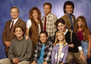 The Cast Of 'Boy Meets World' Reunites For The Possible Finale Of 'Girl Meets World'