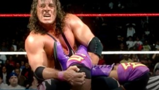 This WWE Video On The Sharpshooter's Origins Might Be A Not-So-Subtle Jab At Bret Hart
