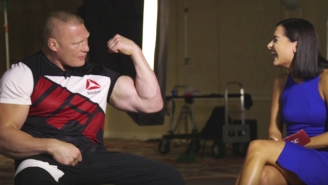 Brock Lesnar Also Failed An In-Competition Drug Test For UFC 200