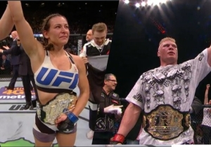 UFC 200 Keys To Victory: Can Miesha Tate And Brock Lesnar Prevail?
