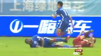 This Soccer Player May Never Be The Same After Breaking His Leg In Gruesome Fashion