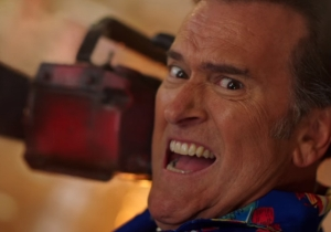 Bruce Campbell Promises The 'Worst Onscreen Death' In TV History For Season Two Of 'Ash Vs. Evil Dead'