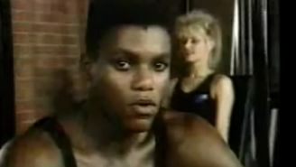 Enjoy This Bit Of '80s Nostalgia With The Absurd Music Video Carl Lewis Once Made