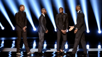 The NBA Stars Who Spoke Against Violence At The ESPYs Came Up With The Idea Themselves