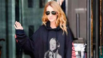 Everyone Is Freaking Out Over Celine Dion's Titanic Sweatshirt