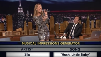 Celine Dion Shows All Imposters How It Is Done With Her Own Top Notch Musical Impressions