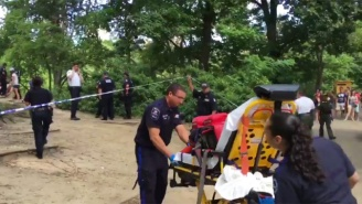 A Mysterious Explosion In Central Park 'Severs' A Man's Foot Ahead Of July 4th