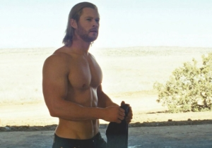 Chris Hemsworth Performed An Insane Surfing Trick And Shared It On Instagram