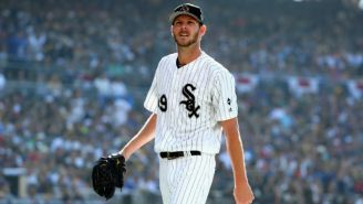 Chris Sale Got Suspended By The White Sox After Freaking Out Over The Team's Jerseys