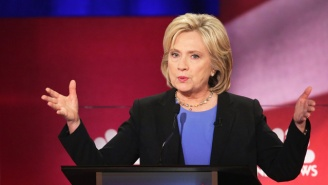 Hillary Clinton Admits That Her Use Of A Private Email Server Was 'Wrong'
