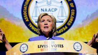 Hillary Clinton Denounces Police Killings And Brutality In A Speech To The NAACP