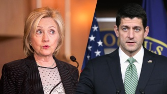 Paul Ryan Wants To Deny Hillary Clinton Access To Classified Info During Her Campaign