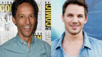 Danny Pudi, Matt Lanter on what prize they deserve for being in the DC-Marvel crossover club