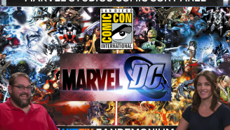 Marvel and DC showdown at Comic-Con: A Fandemonium Special