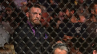 Conor McGregor Doesn't Sound Very Interested In The UFC's Plans For His Next Fight