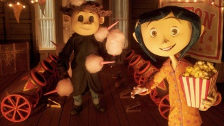 No, the tiny studio behind 'Coraline' won't be going Pixar with short films