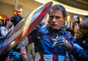 Let Freedom Ring With Awesome And Funny Captain America Cosplay