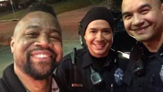 Cuba Gooding Jr. Remembers Fallen Dallas Police Officer Patrick Zamarripa: 'I Cried'