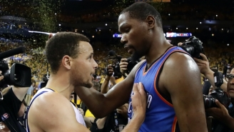 Steph Curry, Kevin Durant, And The NBA World React To The All-Star Game Being Taken From Charlotte