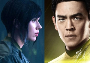 Questionable 'Ghost in the Shell' casting and 'Star Trek' goes LGBT – CVMT Live!