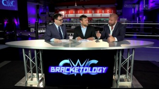 Seven Things You Might Have Overlooked In WWE's Cruiserweight Classic Bracketology Special