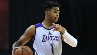 D'Angelo Russell Is Way, Way Too Good To Be Playing In Summer League