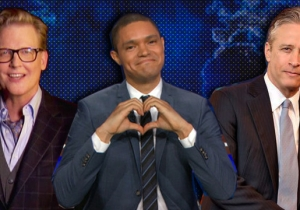 'The Daily Show' At 20: Trevor Noah, Madeleine Smithberg, And Others Discuss Its Past, Present, And Future