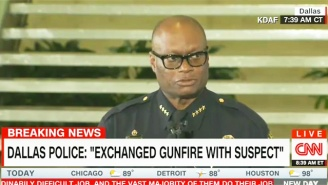 A Heartbroken Dallas Police Chief Talks About The Hurt Everyone Feels Today