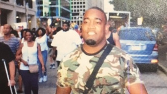 The Dallas Protester Misidentified As A Suspect Has Received 'Thousands Of Death Threats'
