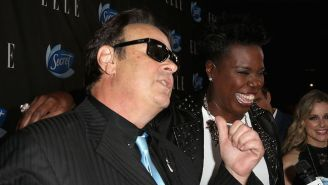 Dan Aykroyd Defends Leslie Jones And Calls Her Twitter Trolls 'Insignificant Gnats' And 'Losers'