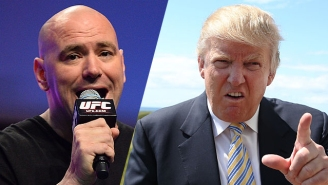 Dana White Will Be Speaking At The Republican National Convention About 'The Trump' He Knows