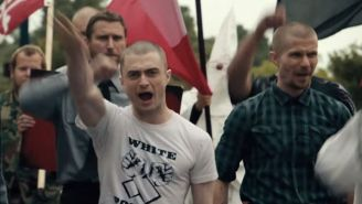 Skinhead Harry Potter Is An Undercover Neo-Nazi In The 'Imperium' Trailer