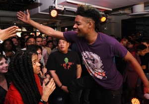 Danny Brown's 'Silicon Valley' Track 'Kool Aid' Is As Hyperactive As He Is