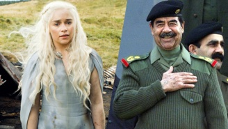 Saddam Hussein's 'Game of Thrones'-Like Novella Is Being Translated For English Publication