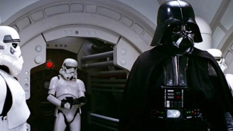 David S. Goyer Is Writing A Virtual Reality 'Star Wars' Movie Featuring Darth Vader