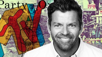 Dave Holmes On Mixtapes, His New Book, And The One MTV Moment That Nearly Got Everyone Sued