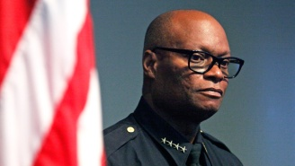 The Dallas Police Chief Believes 'We're Asking Cops To Do Too Much'