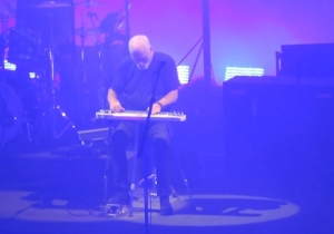 David Gilmour Treated Pompeii To A Rare Performance Of 'The Great Gig In The Sky'