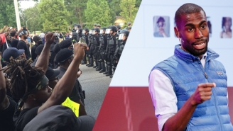 More Than 100, Including Activist DeRay Mckesson, Were Arrested At A Protest In Baton Rouge