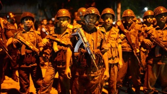 Gunmen Storm A Diplomatic Quarter Of Dhaka In A Hostage Situation