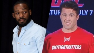 Chael Sonnen Spills The Dirt On Jon Jones And What He Allegedly Tested Positive For