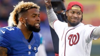 Odell Beckham, Jr. Has A New Round Of Trash Talk For Josh Norman
