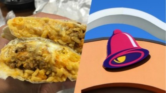 Taco Bell's New $1 'Cheeto Burrito' Is Peak Stoner…And You Know You Want One