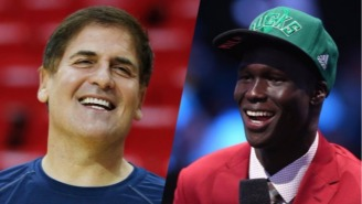 Mark Cuban Had Some Fun At The Expense Of The Thon Maker Age Conspiracy