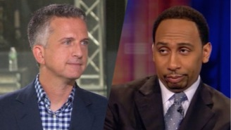 Bill Simmons Slams Stephen A. Smith For His Role In ESPN's DeflateGate Coverage