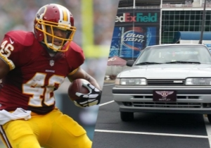 Alfred Morris Signed A $3.5M Contract With The Cowboys And Still Drives A Car He Bought For $2