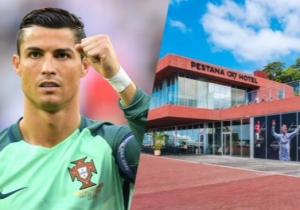 Cristiano Ronaldo Is Opening A Five-Star Hotel And It Looks Amazing