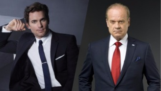 Matt Bomer And Kelsey Grammer Are Heading To Amazon For 'The Last Tycoon'